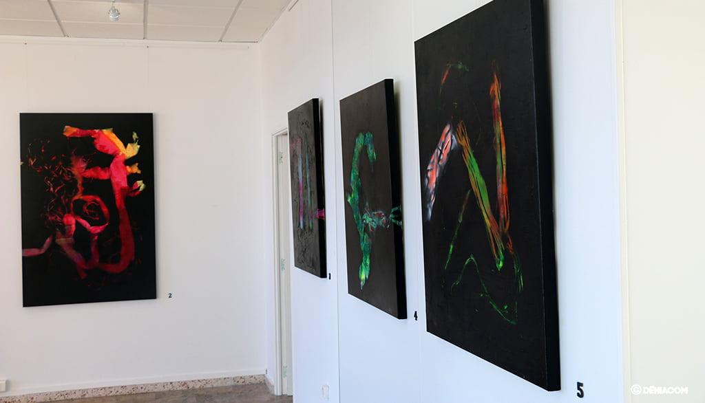 Exposición de Juan Caravaca en Marina de Dénia 02