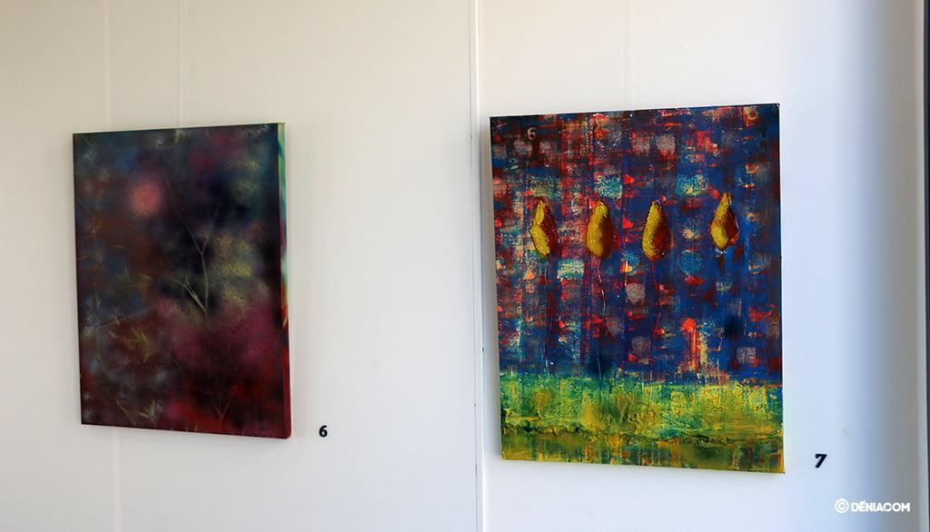Exposición de Juan Caravaca en Marina de Dénia 03