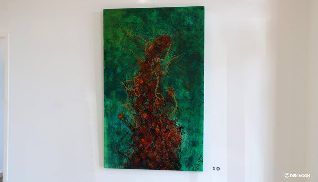Exposición de Juan Caravaca en Marina de Dénia 04