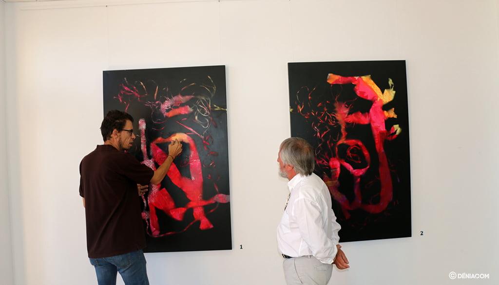 Exposición de Juan Caravaca en Marina de Dénia 08
