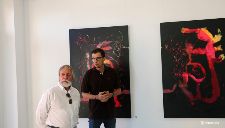 Exposición de Juan Caravaca en Marina de Dénia 09