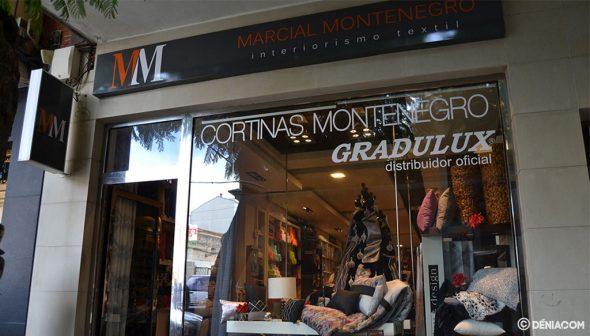 Imagen: Fachada de Marcial Montenegro