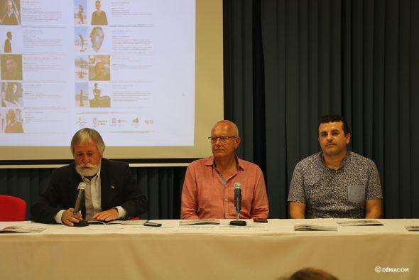 Imagen: Gabriel Martínez, Vicent Grimalt y Raúl García de la Reina