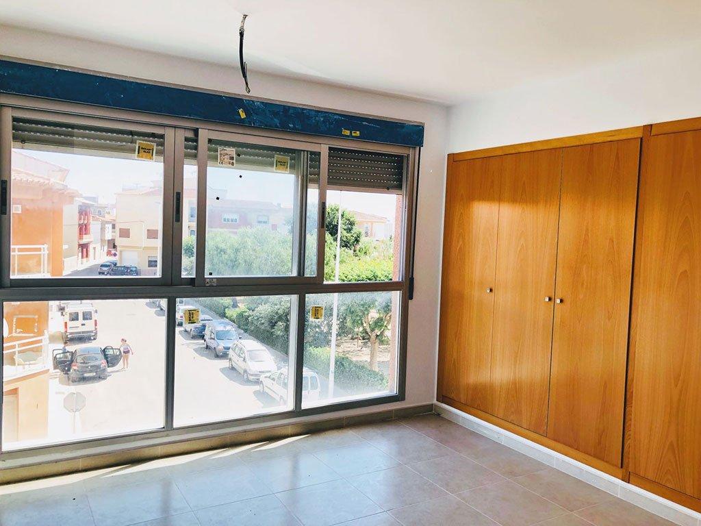 Habitación en ático de tres dormitorios en Ondara – Mare Nostrum Inmobiliaria