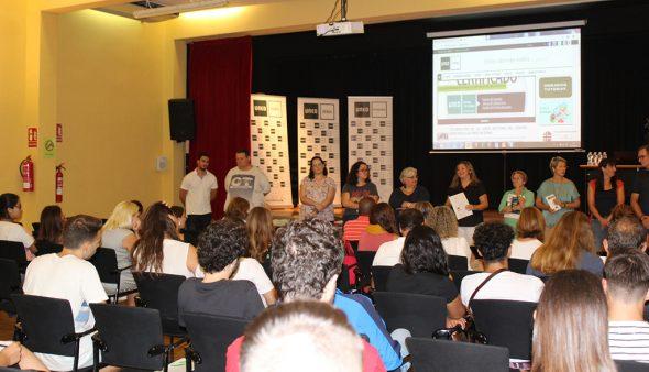 Imatge: Jornada Informativa d'Acollida