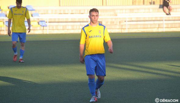 Imatge: Juanito un dels destacats en el CD Dénia