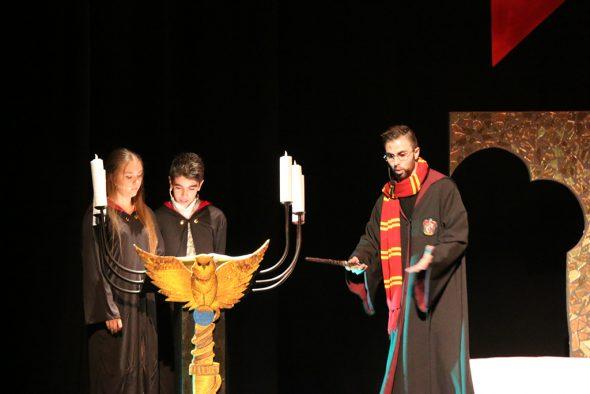 Изображение: магия Гарри Поттера снялась в акте