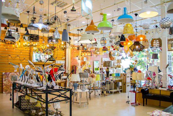 Image: Exhibition of lamps - Vimaluz
