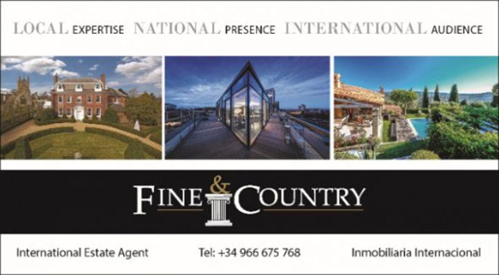 Logo Fine & Country Costa Blanca North