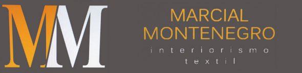 Imagen: Logotipo Marcial Montenegro