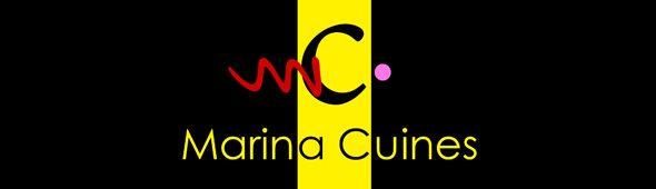 Imatge: Logotip Marina Cuines
