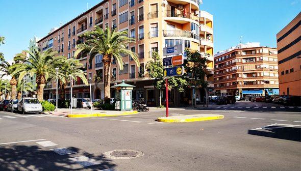 Imatge: Millores en l'asfaltat del passeig Saladar - Pressupostos Participatius
