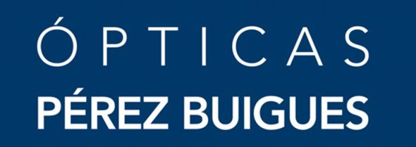 Image: Logo Pérez Buigues Optics