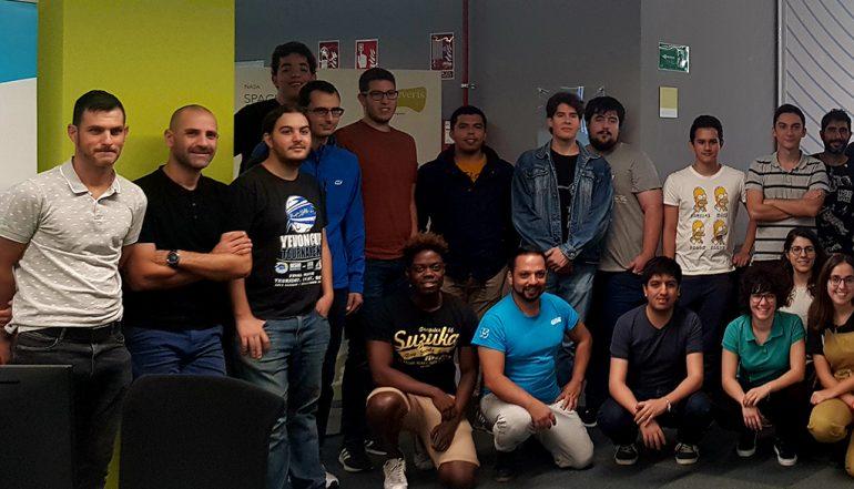 Participants Space Apps Challenge 2019