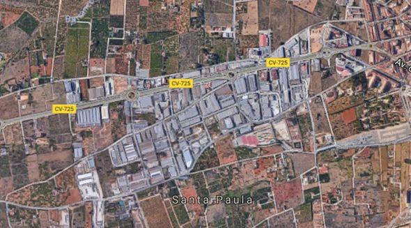 Image: Zone industrielle de Dénia
