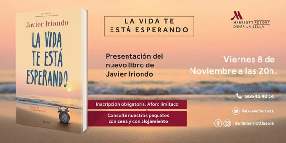 Image: Presentation at Marriot de La vida is waiting for you