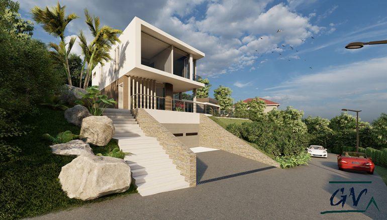 Nuevo proyecto en Dénia - GV Arquitecnia