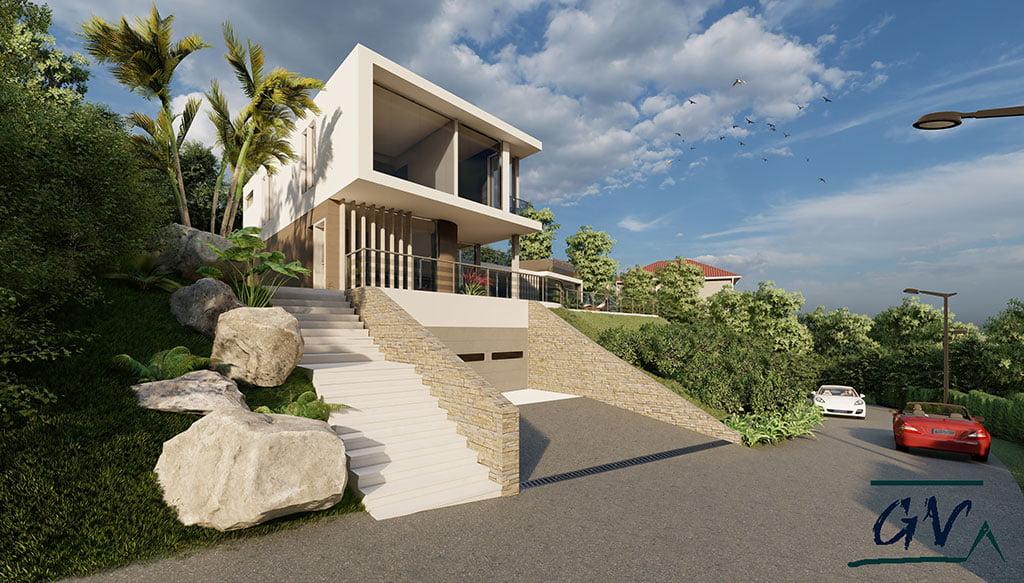 Nuevo proyecto en Dénia – GV Arquitecnia
