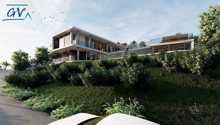 Nuevo proyecto en Dénia de GV Arquitecnia