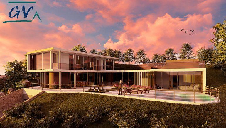 Proyecto en la zona de Galeretes en Dénia - GV Arquitecnia