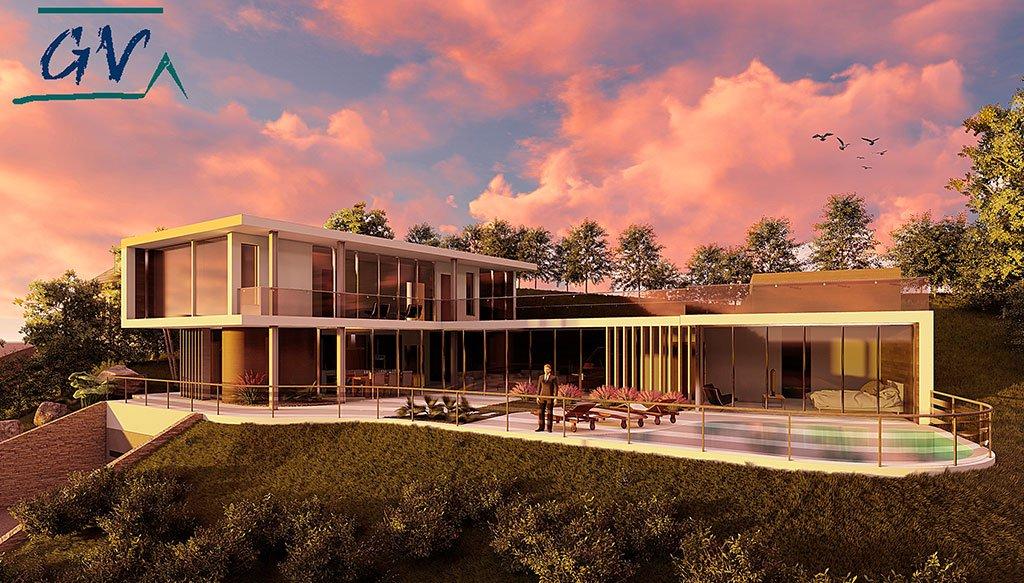 Proyecto en la zona de Galeretes en Dénia – GV Arquitecnia