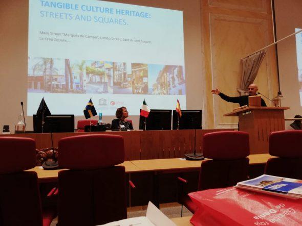 Imatge: Seminari sobre el patrimoni tangible de Linköping