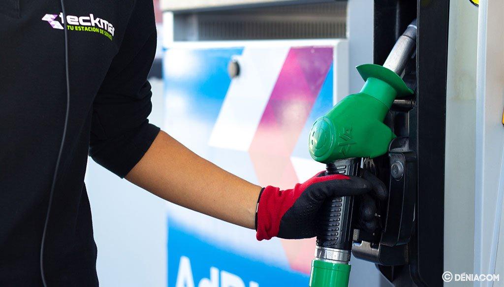 Servicio en Gasolineras Teckmar en Dénia