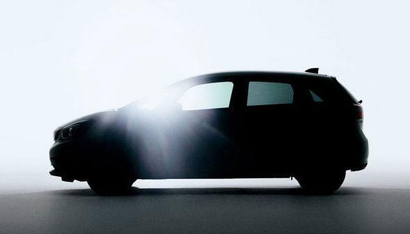 Изображение: новая модель Honda Jazz - Honda Ginestar Dénia