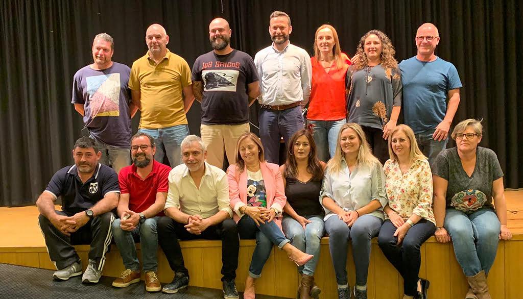 Membres à l'élection du FEMMICC