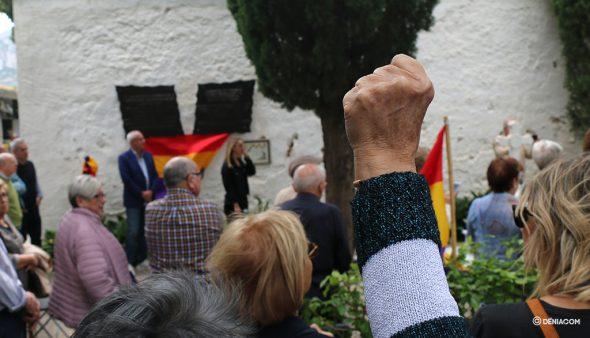 Изображение: люди 52 были расстреляны в Марина Альта после гражданской войны
