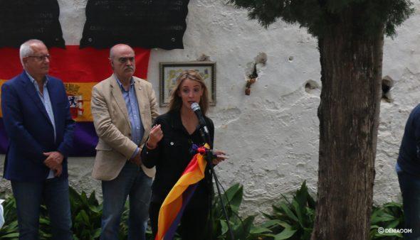 Imatge: Acte en memòria dels afusellats a la Marina Alta