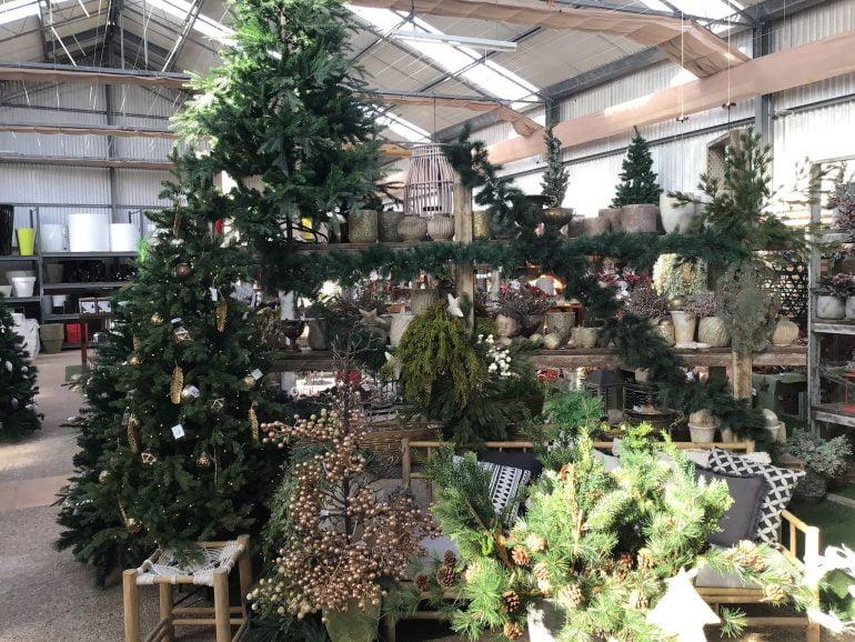 Árboles de navidad en Natura Garden