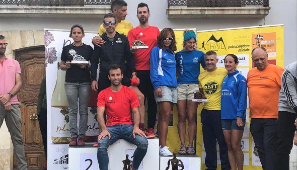 Imatge: Atletes de l'Dénia Corre