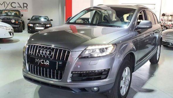 Imagen: Audi Q7 3.0 - MY CAR Select Autos