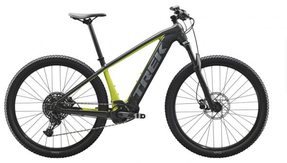 Immagine: mountain bike elettrica Trek Powerfly - Extrem Cicles