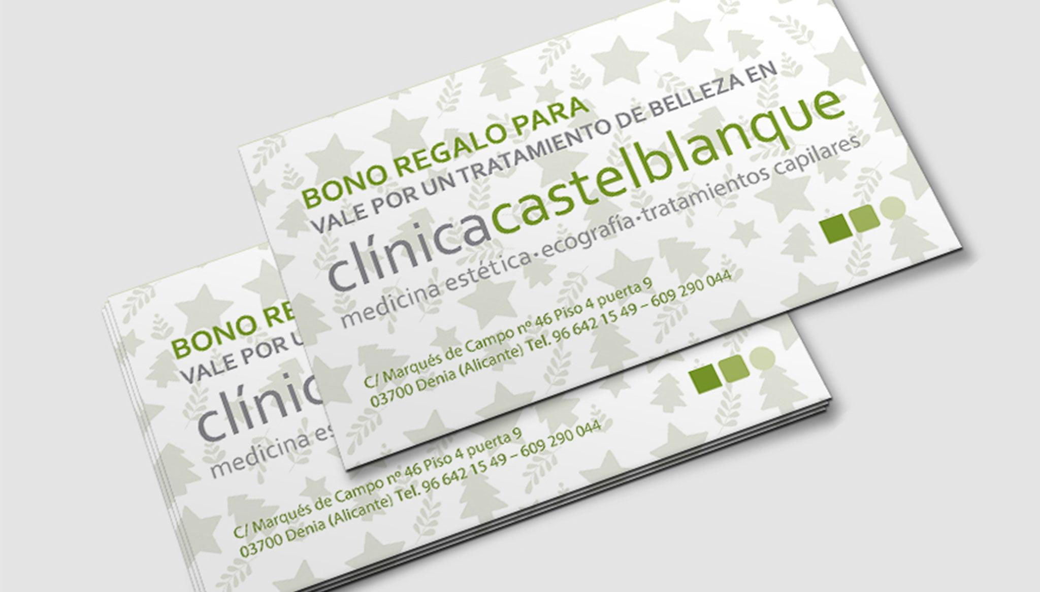 Эстетическая клиника подарочный сертификат Castelblanque