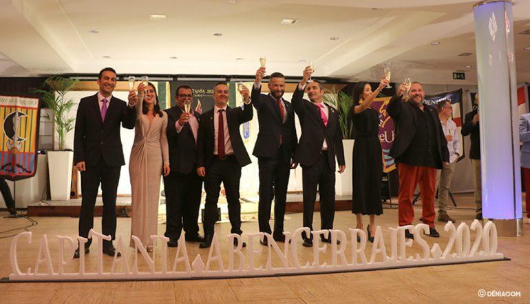 Brindis de les Capitanies i la presidència de la FEMMICC