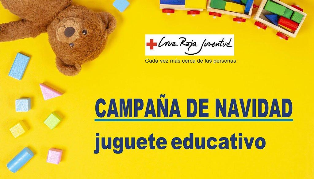 Collection de jouets pour les enfants les plus défavorisés de HLA San Carlos