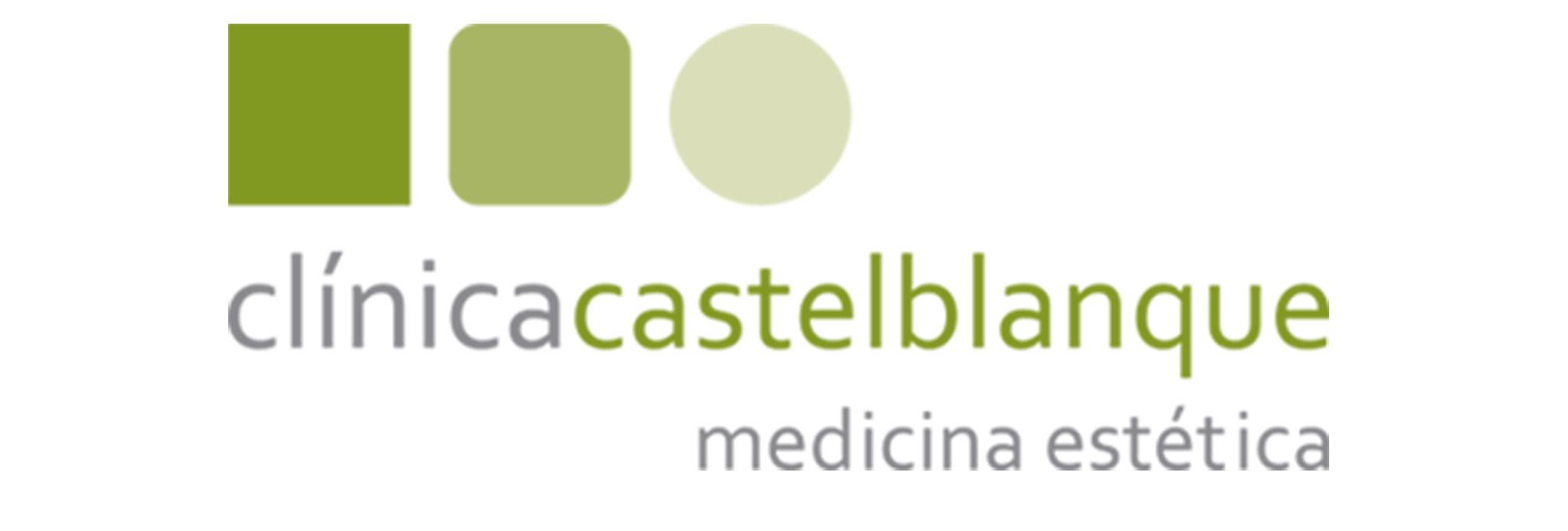 Кастельбланк Эстетик Клинический логотип