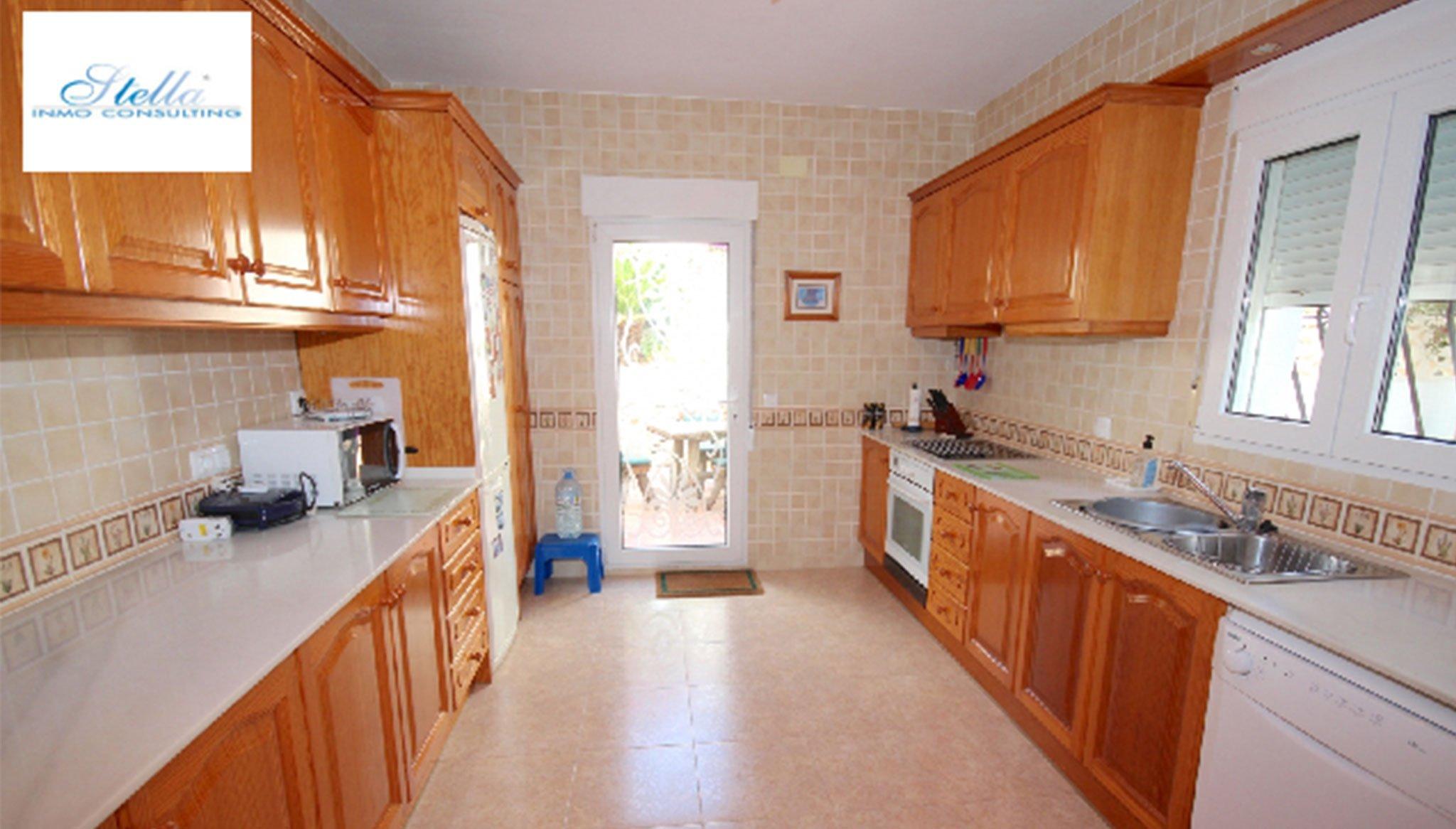 Cucina in villa in vendita a Monte Pedreguer - Stella Inmo Consulting