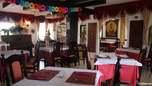 Imagen: Navidad con comida india - Indian Haweli