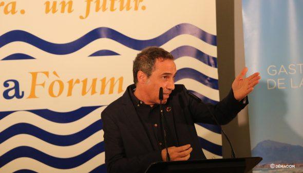Imatge: El director d'el CEMAS, Vicente Domingo