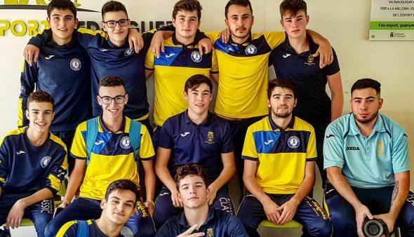 Image: Dianense-Mena senior team