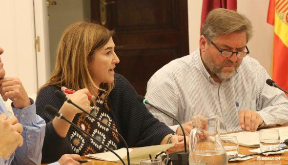 Bild: Eva Ronda, Bürgermeisterin von Compromís