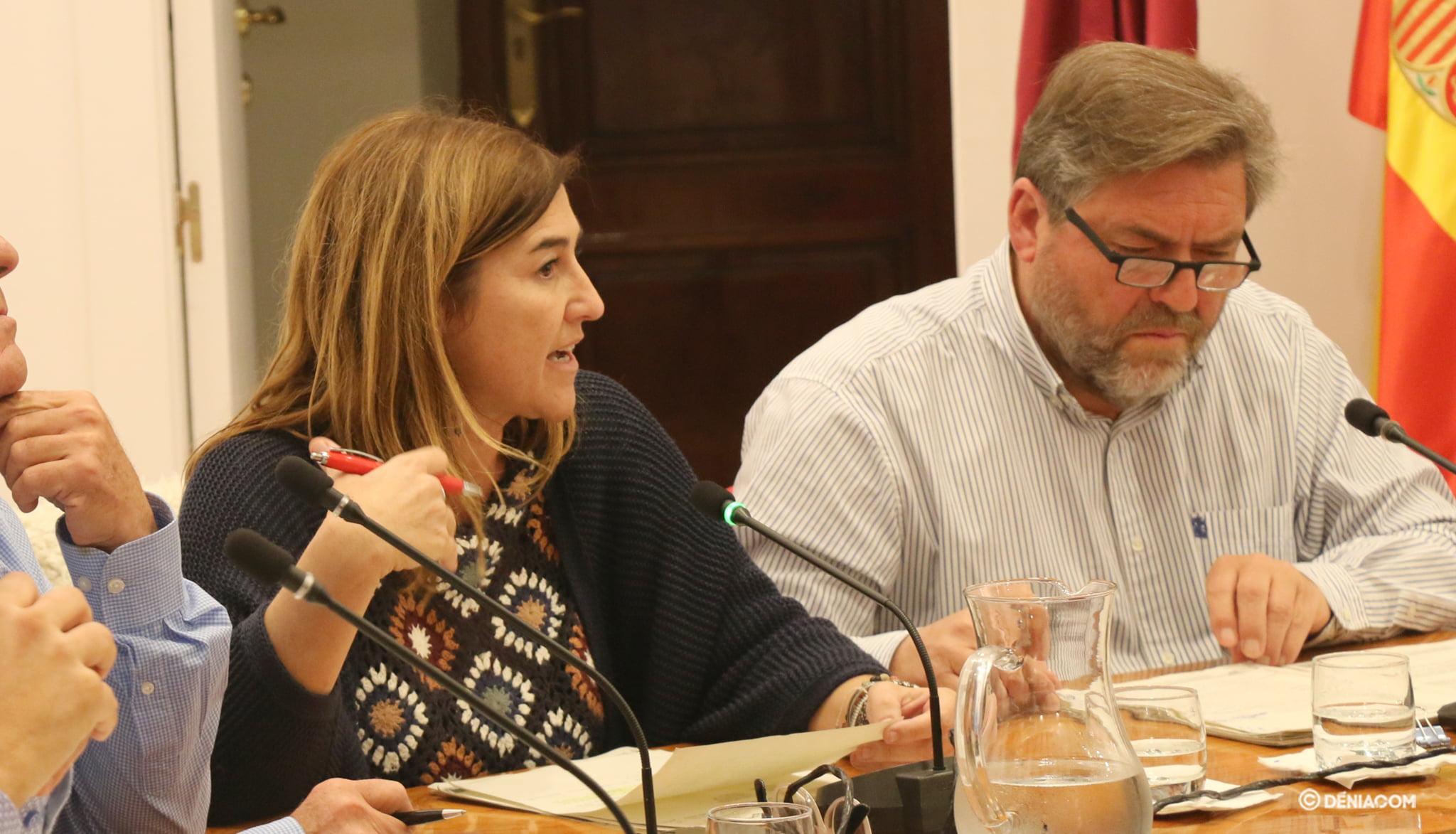 Eva Ronda, regidor de Compromís