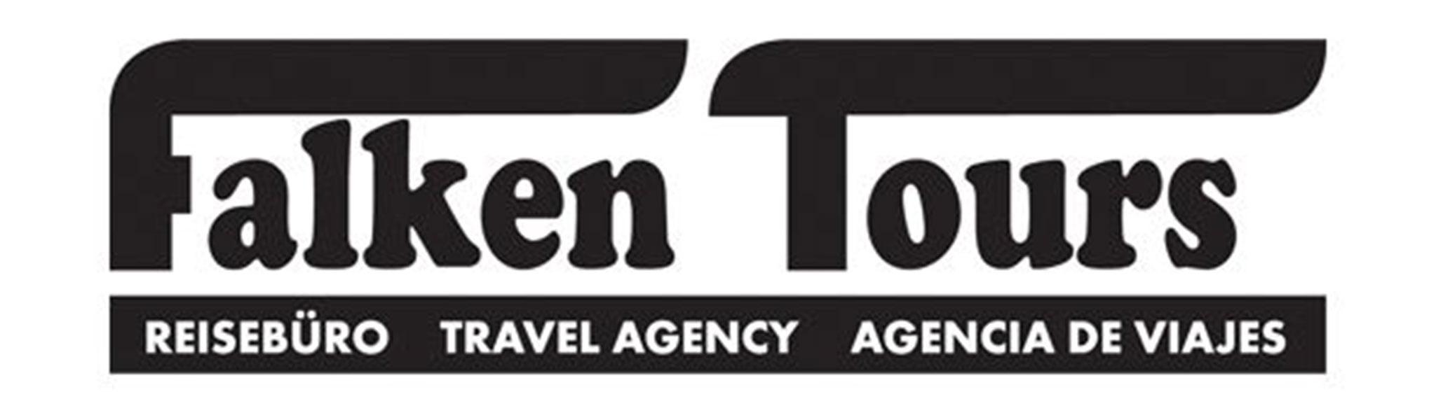 Logotipo Falken Tours