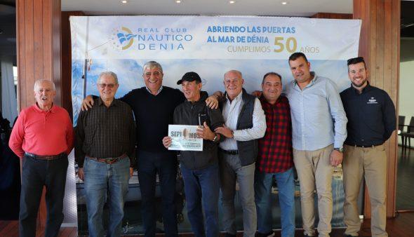 Imatge: Guanyador de el Concurs de Pesca Sapiamor