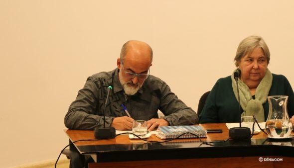 Imatge: Javier Scotto, regidor de l'PSPV
