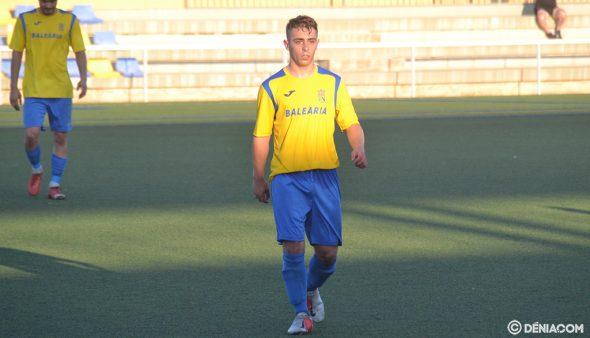 Imatge: Juanito jugador de l'CD Dénia que podria tornar a l'equip a Tavernes