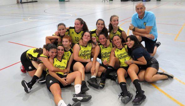 Imagem: Junior feminino Dénia 2019-20 Basketball